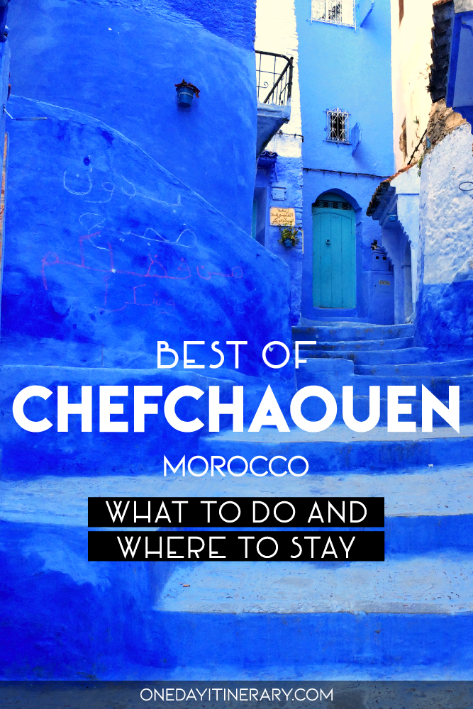 Best of Chefchaouen, Morocco - What to do and where to stay