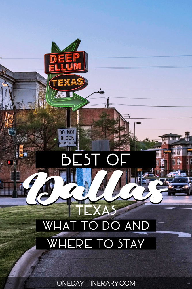 Best of Dallas, Texas - What to do and where to stay