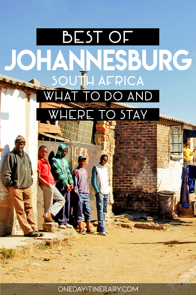 Best of Johannesburg, South Africa - What to do and where to stay