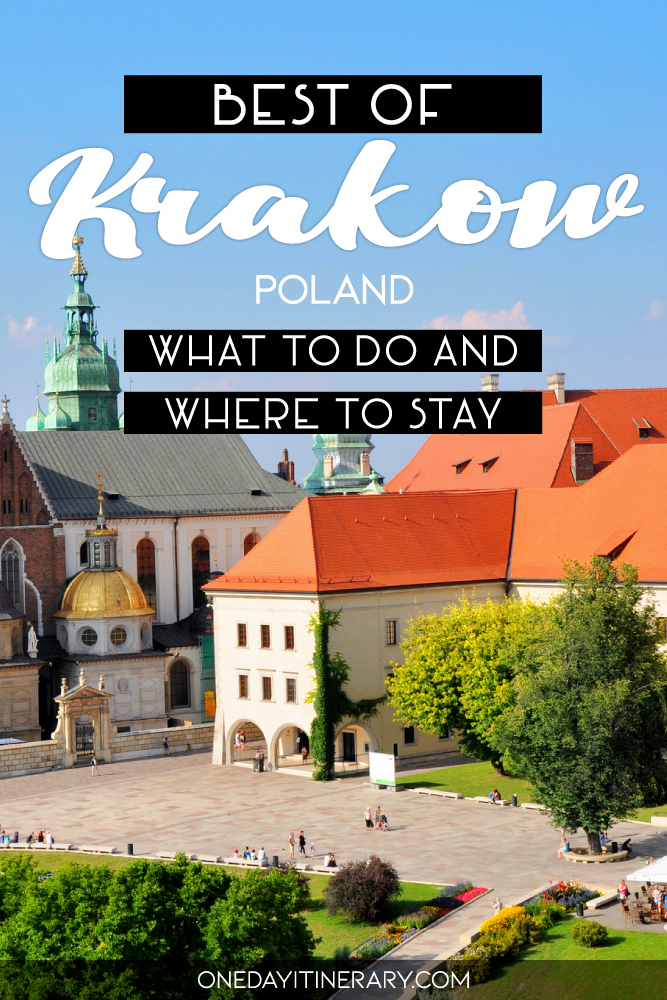 Best of Krakow - What to do and where to stay