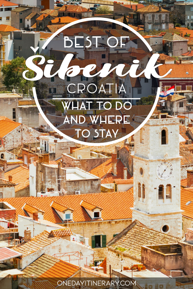 Best of Sibenik, Croatia - What to do and where to stay