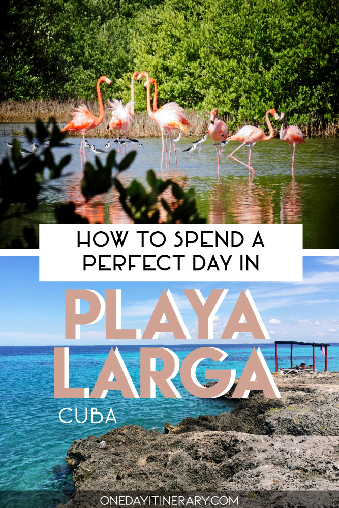 How to spend a perfect day in Playa Larga, Cuba