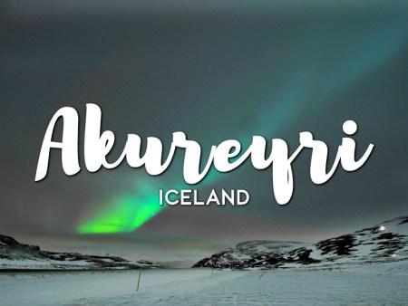 One day in Akureyri Itinerary