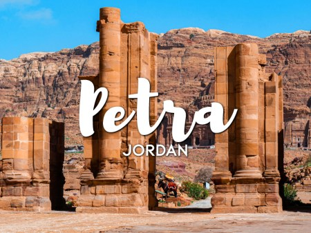One day in Petra Itinerary