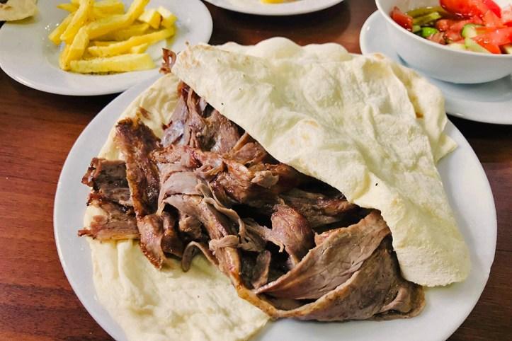 Doner Kebab, Antalya