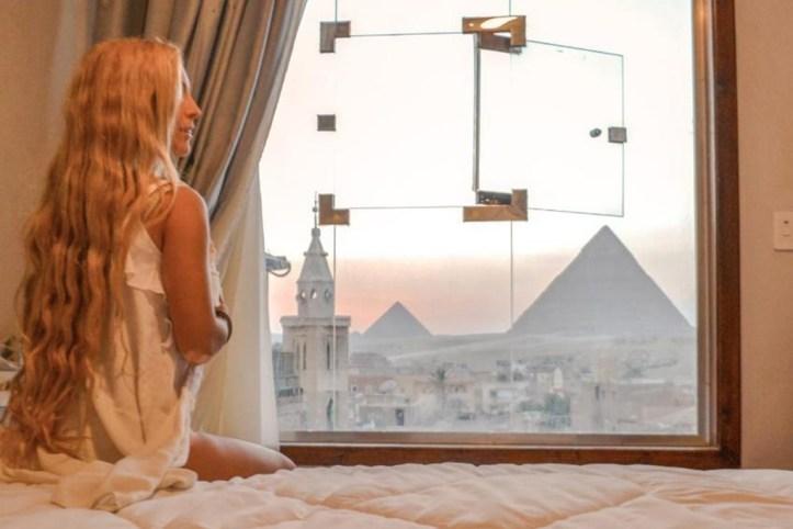 Pyramids Hills Inn, Cairo