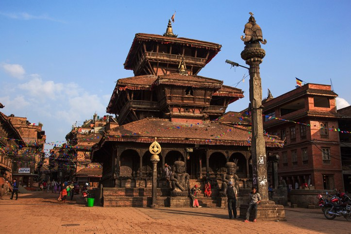 Dattatreya Temple, Kathmandu