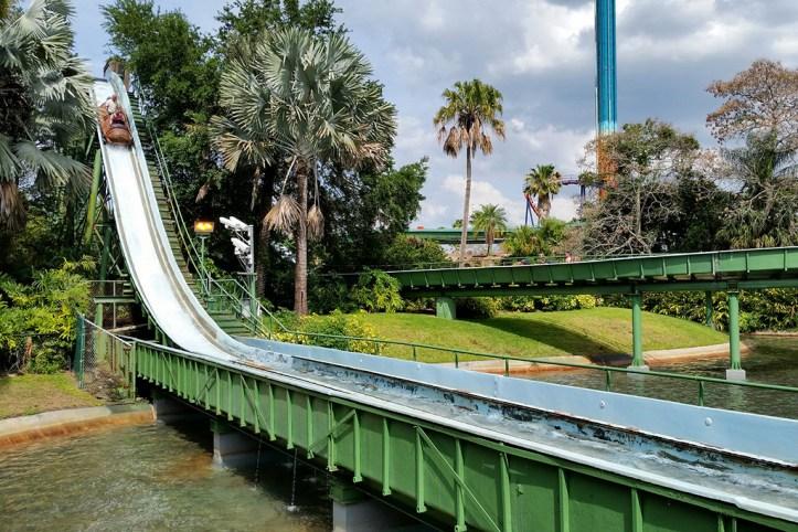 Busch Gardens Tampa, Tampa
