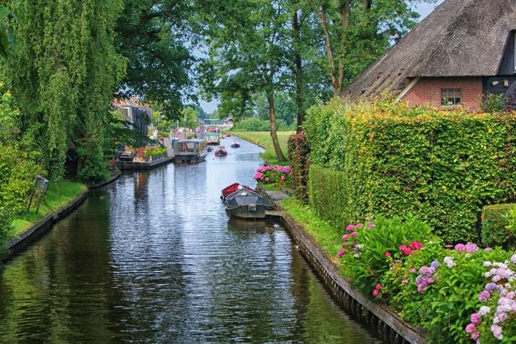 Giethoorn in Summer