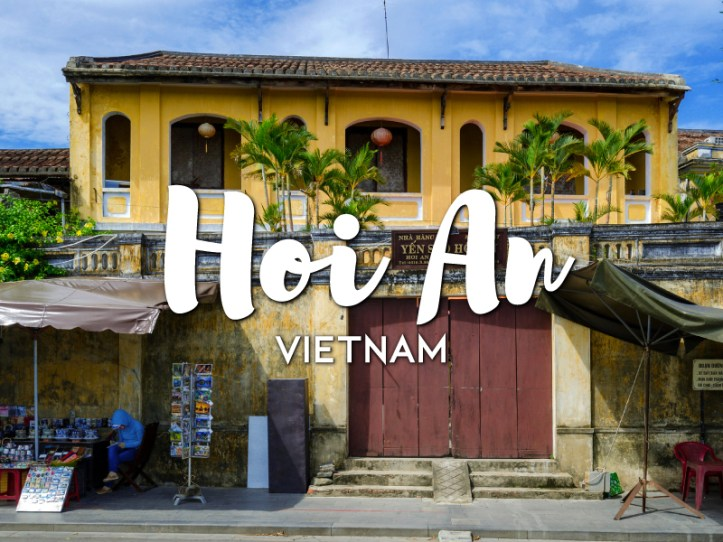 One day in Hoi An Itinerary