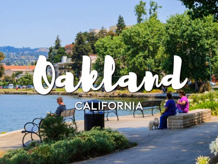 One day in Oakland itinerary