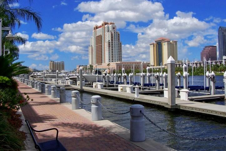 Riverwalk, Tampa