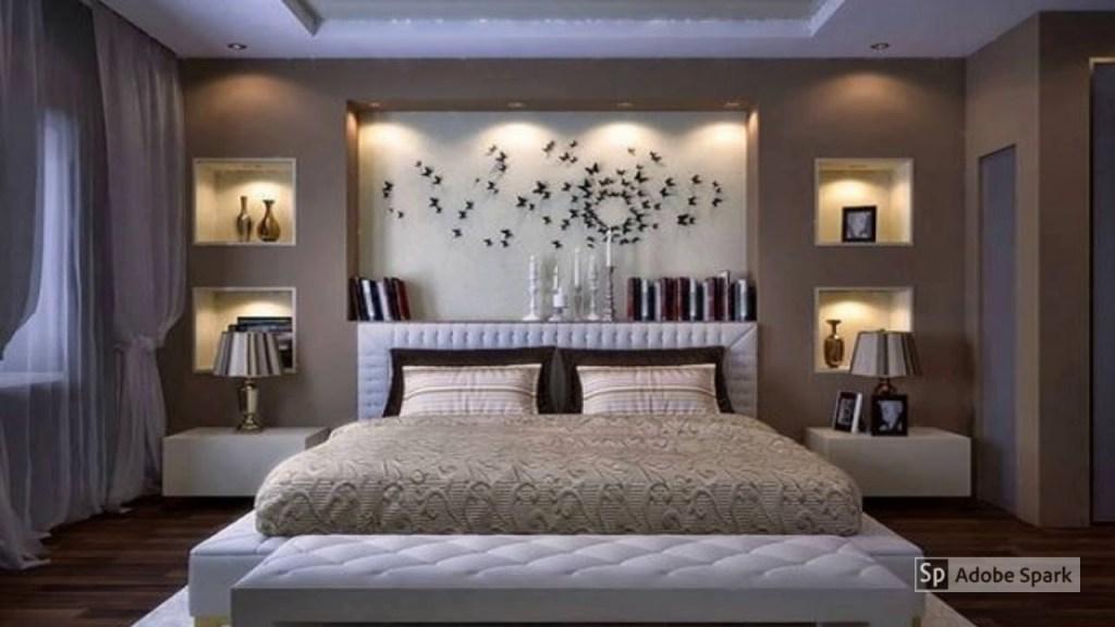 ديكورات غرف النوم ٢٠٢١