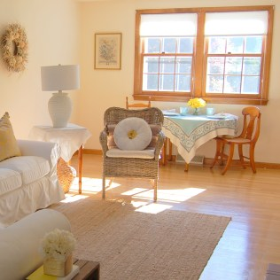 Upper Cape Home Staging