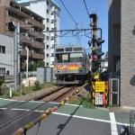 東急大井町線・九品仏駅前