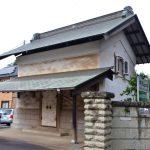 志木街道沿いの蔵