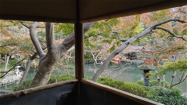 八芳園日本庭園