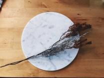 Circle marble board (S$58)