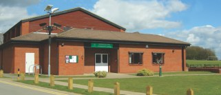 Outside view of Greenwood Park Community Centre