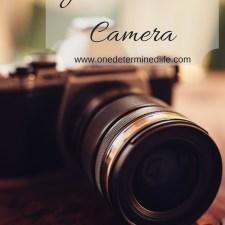 Stop Hiding behind the camera