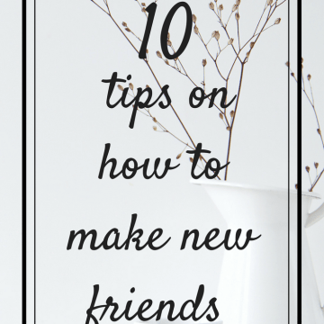 10 tips on how to make friends