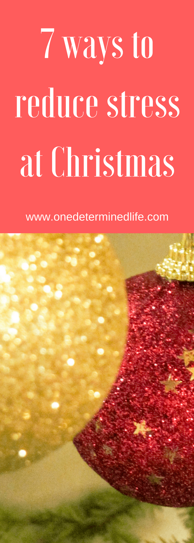 ways to reduce the stress at christmas. How to have a relaxing Christmas