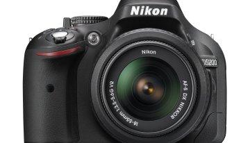 Nueva cámara D5200 de Nikon en el #2013CES