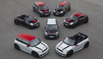 MINI presenta la nueva generación de motores de su gama John Cooper Works