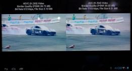 H.265: el nuevo códec que revolucionará el vídeo en los dispositivos móviles