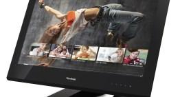 "ViewSonic anuncia Monitores ""Touch"" Certificados con Windows 8"