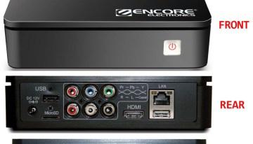 Encore Electronics presenta la Black Box Android de próxima generación