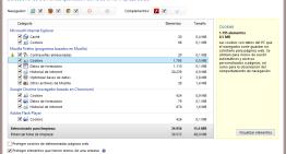 La receta para un PC saludable y equilibrado tras los atracones de cookies de tu navegador