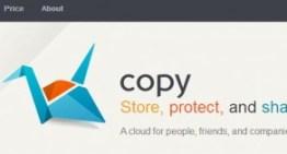 Copy: una opción más de almacenamiento en la nube
