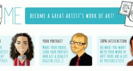 Hello Draw Me: la tiendita en línea de retratos y caricaturas personalizadas