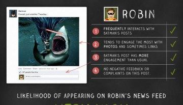 Infografía: Cómo el código Edgerank de Facebook filtra los contenidos