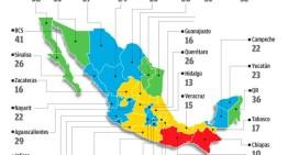 México rezagado en penetración de Internet