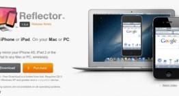 Reflector: captura la actividad de tu dispositivo iOS desde Mac o PC