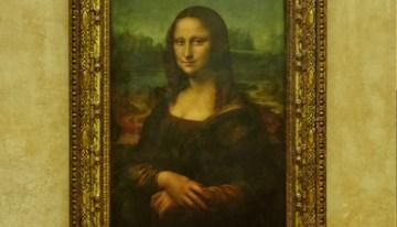 Toshiba en la instalación de iluminación LED de la Mona Lisa