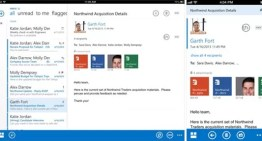 Microsoft presentó Outlook Web App (OWA) para iPhone y para iPad