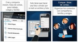 Aplicativo móvil permite crear grupos de comunicación rápida e inmediata entre sus miembros