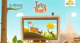 Tiny Thief, el nuevo juego de Rovio, los creadores de Angry Birds
