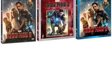 La última aventura del superhéroe de Marvel ahora disponible en Blu-Ray 3D™,  Blu-Ray, DVD y descarga digital, con material extra inédito