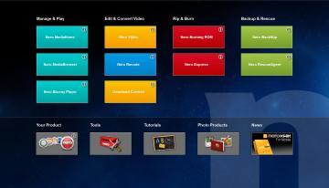 Nero 2014 ya está aquí: disfruta de tus contenidos multimedia en cualquier momento, en cualquier dispositivo y con sólo un clic