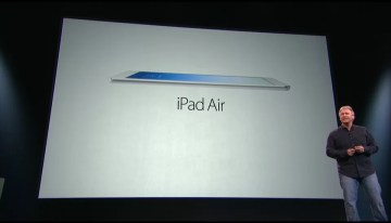 iPad Air la nueva tableta de Apple