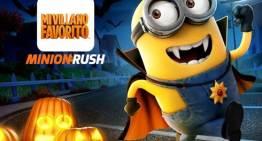 MI VILLANO FAVORITO: Minion Rush de Gameloft lanza una gran actualización para celebrar su primer aniversario