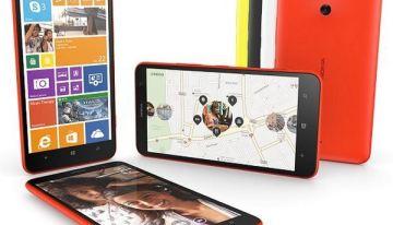 Nokia anuncia presenta el Lumia 1320 y Lumia 1520