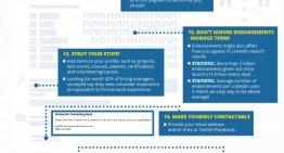 Infografía: 17 consejos para optimizar tu perfil de Linkedin