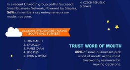 Infografía: Asi usan LinkedIn las PYMEs