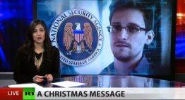 Edward Snowden: Un niño que nace hoy va a crecer sin una concepción de la vida privada