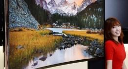 LG presentará al mundo la primera pantalla Ultra HD TV Curved de 105 pulgadas en el #CES2014
